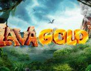 Lava Gold video slot logo