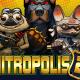 Nitropolis 2 gokkast logo