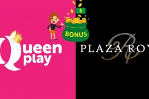 Hoge welkomstbonus Queenplay en Plaza Royal Casino