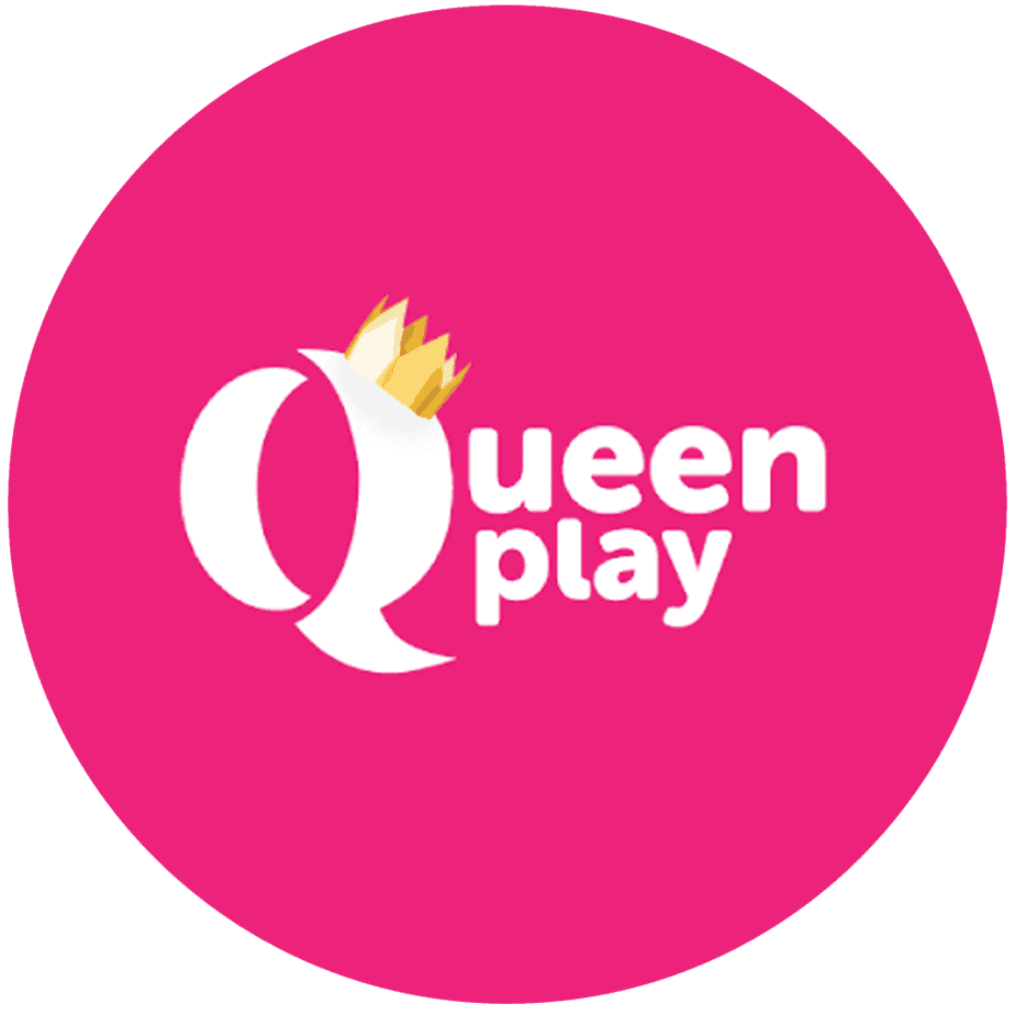Queen Play Casino logo round