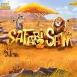 Safari Sam 2 video slot logo