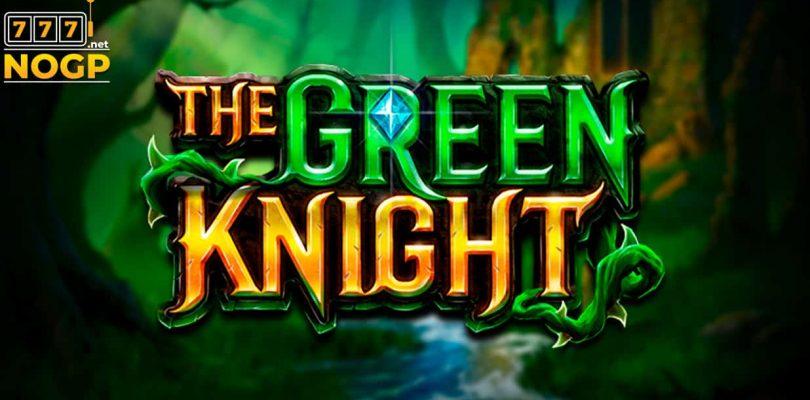 The Green Knight slot logo
