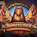 Thunder Screetch video slot logo