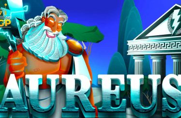 Aureus video slot logo