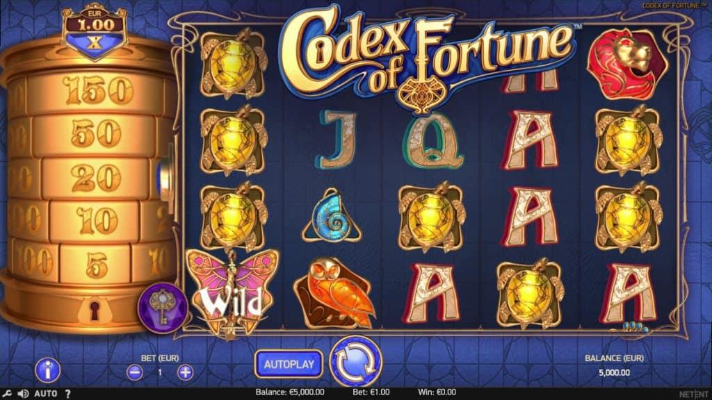 Codex of Fortune screenshot