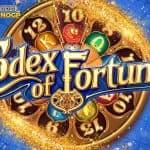 Codex of Fortune slot logo