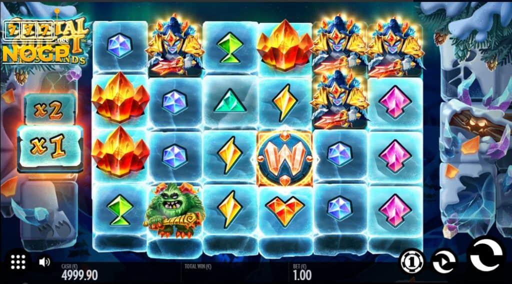 Crystal Quest Frostlands screenshot