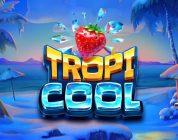 Tropicool videoslot logo