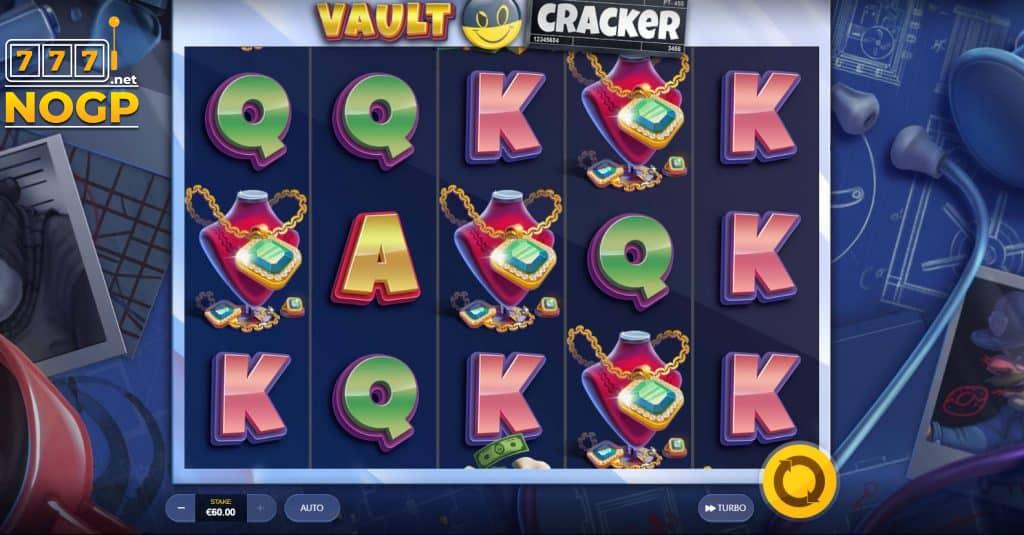 Red Tiger's Vault Cracker slot