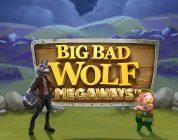 Big Bad Wolf Megaways video slot logo