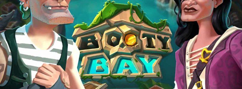 Booty Bay video slot logo