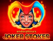 Joker Stoker video slot logo