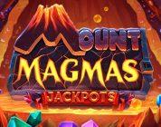Mount Magmas slot logo