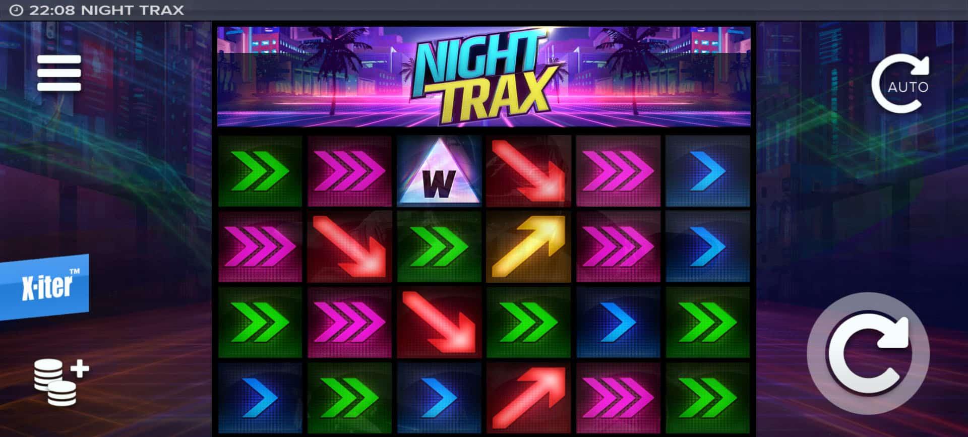 ELK Studios' Night Trax video slot