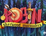 Robin Sherwood Marauders logo