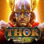 Thor Infinity Reels video slot logo
