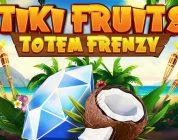 Tiki Fruits Totem Frenzy video slot logo