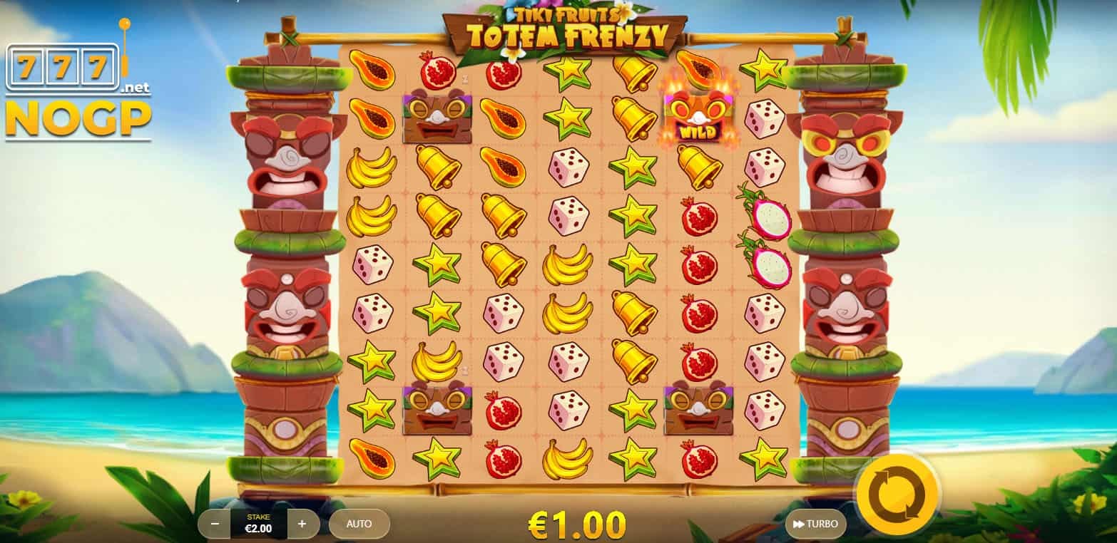 Red Tiger's Totem Frenzy video slot