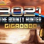 3021 The Bounty Hunter video slot logo