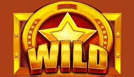 Lone Rider Wild symbool