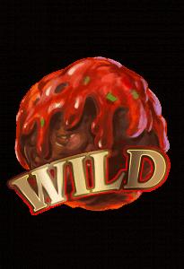 A Wild Meatball symbol