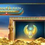 Cobra Queen slot logo