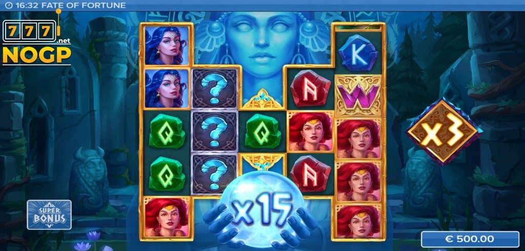 Fate of Fortune Xiter Bonus