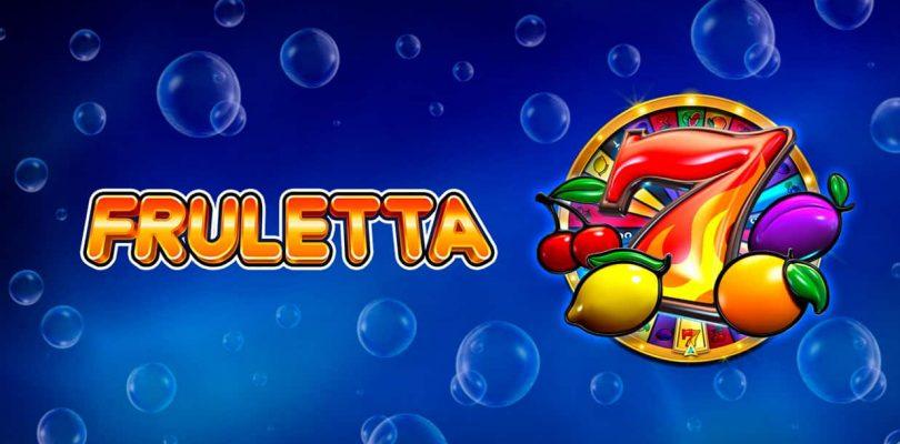 Fruletta video slot logo