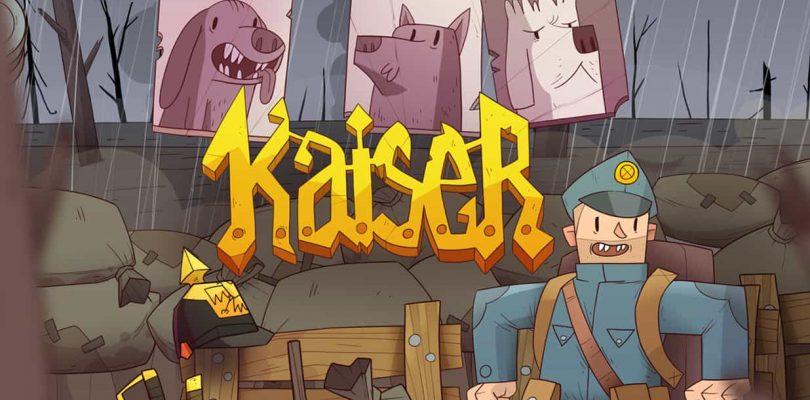 Kaiser video slot logo