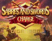 Sabres and Sword Charge Gigablox logo