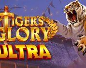 Tiger's Glory Ultra slot logo