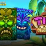 Tiki Infinity Reels ft Megaways logo