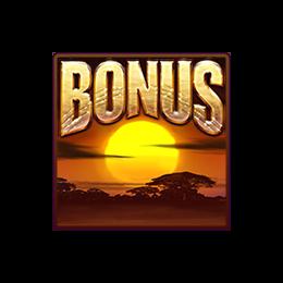 Zulu Gold's bonus symbool.