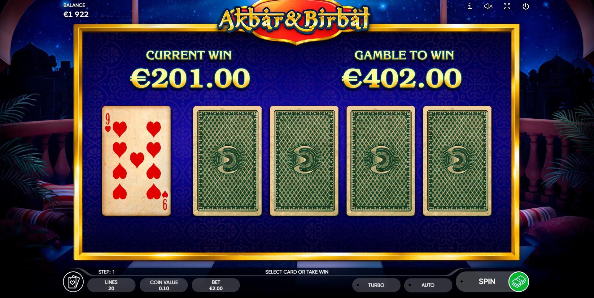 Akbar & Birbal - Risk Game screenshot