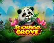 Bamboo Grove video slot logo
