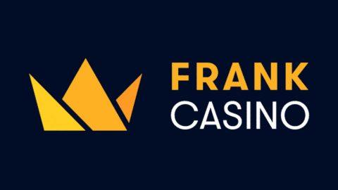 Frank Casino: 150% tot €750 + 20 gratis spins.