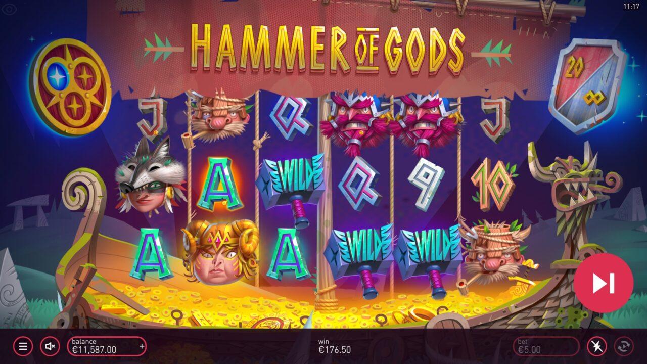 Hammer of Gods screenshot 3