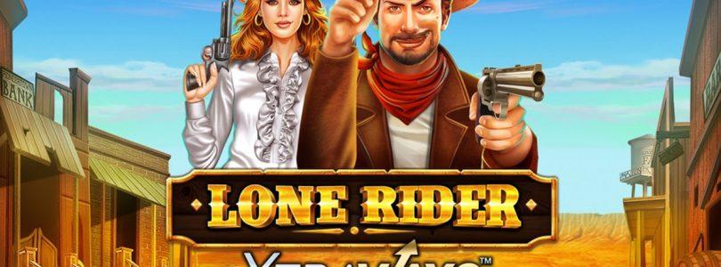 Lone Rider XtraWays logo