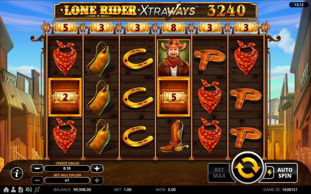 Swintt's Lone Riders XtraWays.