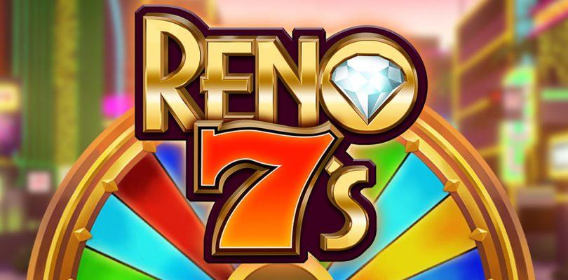 Reno 7s slot logo