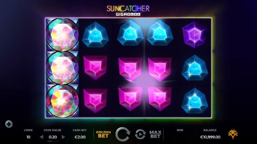 Suncatcher Gigablox screenshot
