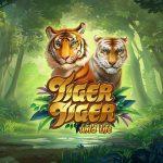 Tiger Tiger video slot logo
