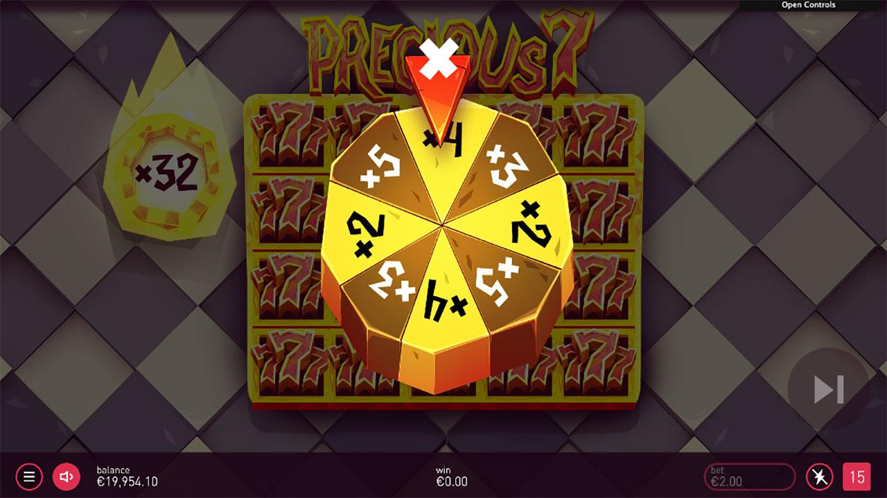 Precious7 Multiplier Wheel