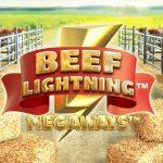 Beef Lightning Megaways slot logo