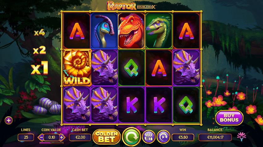 Raptor Doublemax screenshot