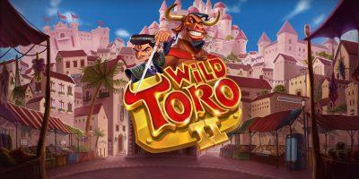 Wild Toro 2 video slot logo