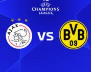 7x inzet bij wins Ajax vs. Dortmund
