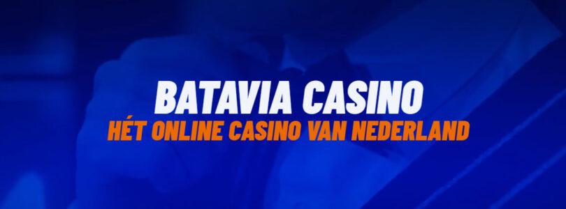 Batavia Casino is live!