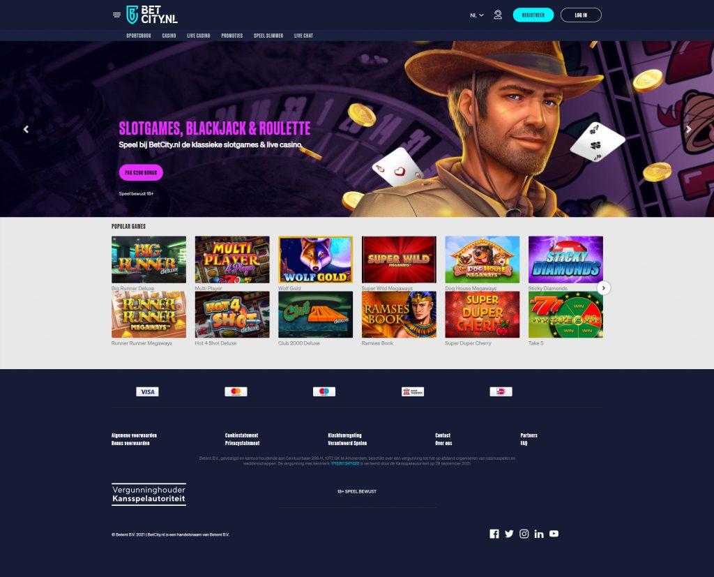 Betcity Casino & Sports screenshot