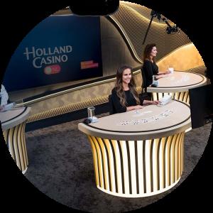 Live Croupiers Holland Casino